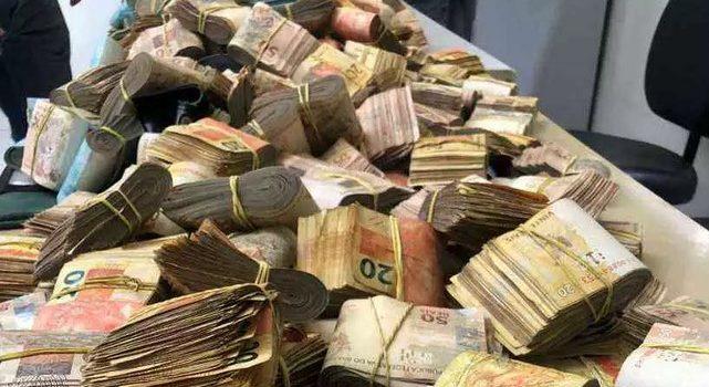 CRIME DE LAVAGEM DE DINHEIRO